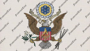 The Seal of the Grand Lodge of the United States (satire)