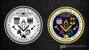 Lessing Freemason Lodge No. 464 F&AM Evansville, Indiana