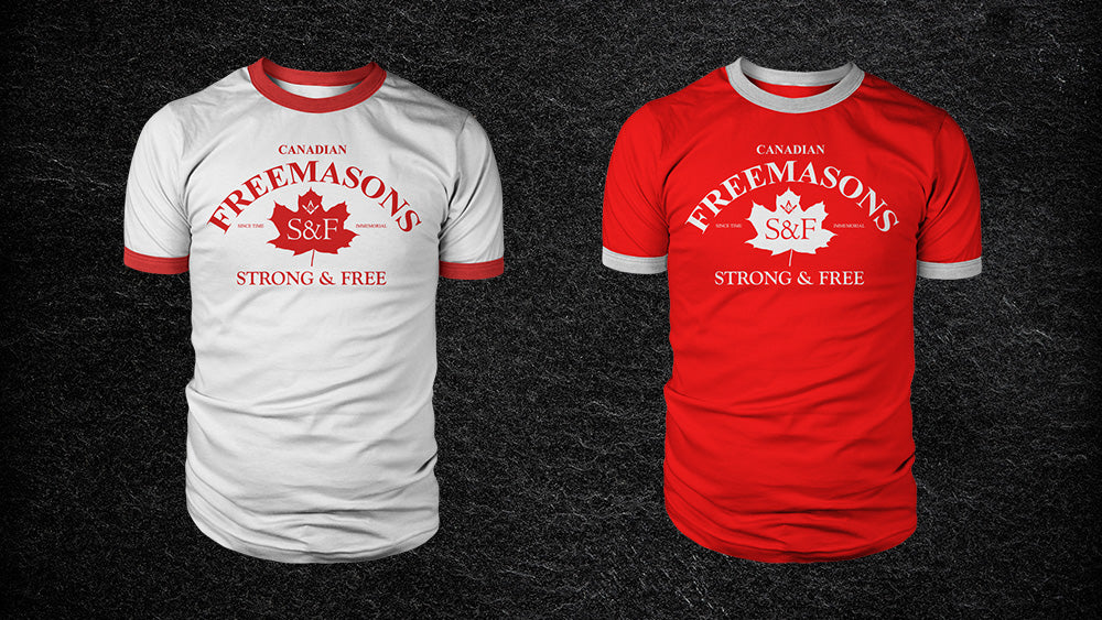Canadian Thanksgiving, Canadian Citizenship, and Canadian Freemason T-shirt