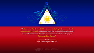 The Masonic Roots of the Flag of the Philippines