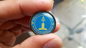 Toronto Don Valley Warden's Association Logo and Lapel Pin