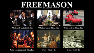 What Others Think of Me as a Freemason