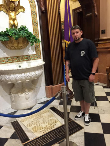 fraternalties freemason sneakers grand lodge pennsylvania