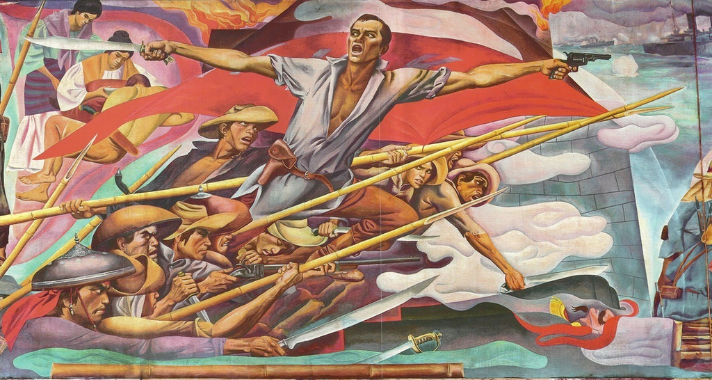 Filipino revolution kkk andres bonifacio freemasons
