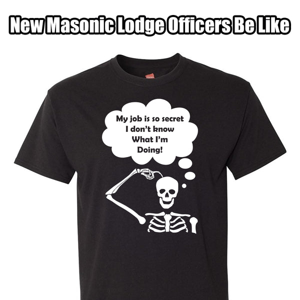 FraternalTies Freemasons Tshirt