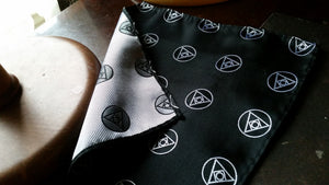 The Philosopher's Stone Tie with Wooden Box - FraternalTies
