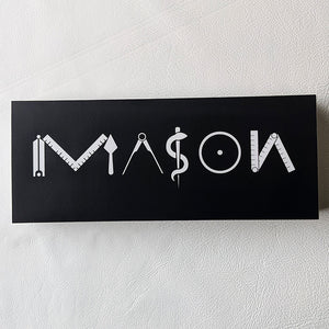 MASON Bumper Sticker - FraternalTies