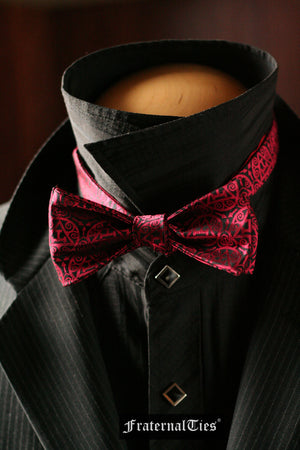 Royal Arch Masons Triple Tau Bow Tie | Sanguine