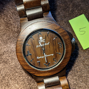 Masonic Wooden Watch *15*