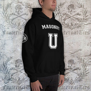 Masonry U Hooded Sweatshirt