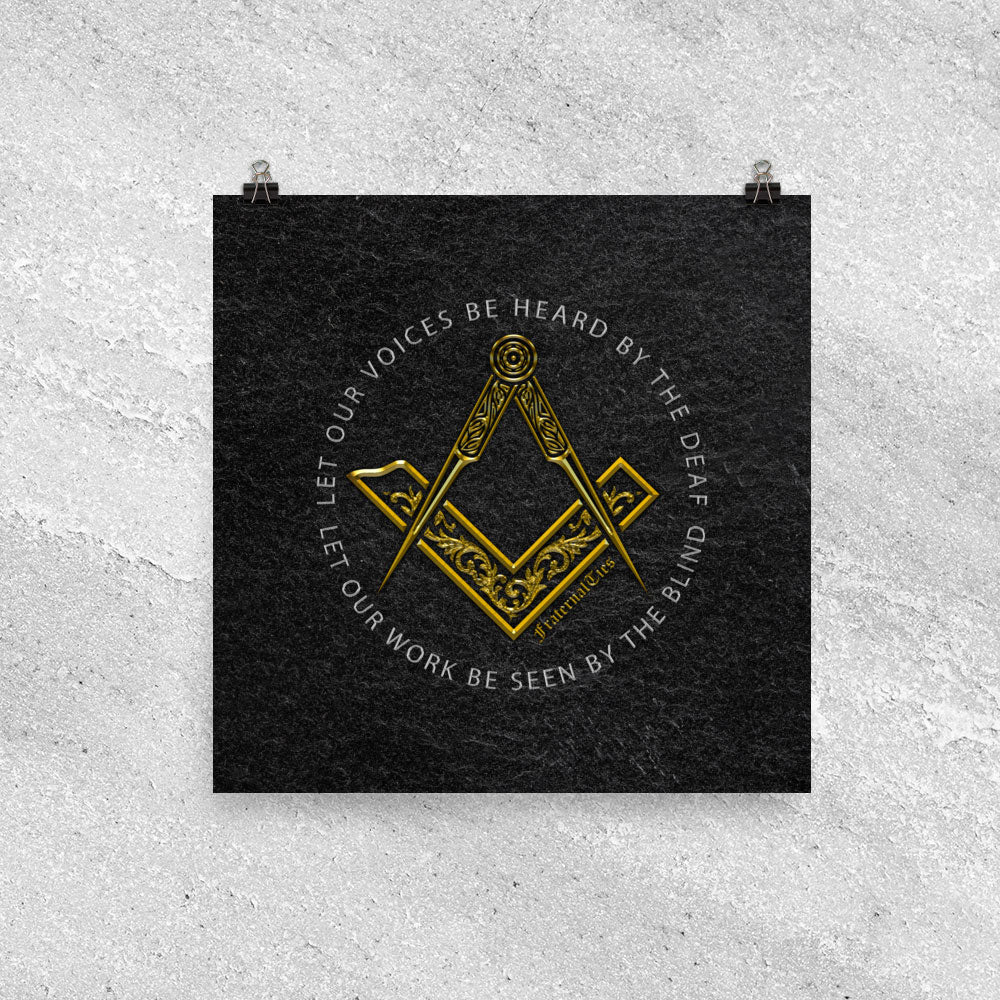 "Freemason's Sacred Work (S&C no ""G"")"