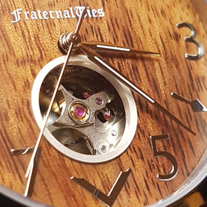 PRE-ORDER: FraternalTies 357 Automatic Watch
