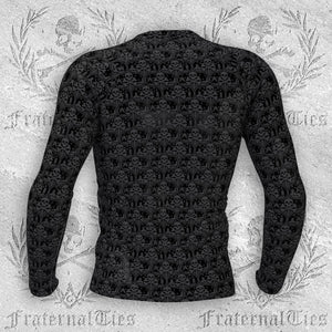 Freemasons Rash Guard - Black Edition