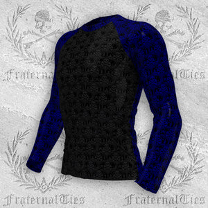 Freemasons Rash Guard - Midnight Edition