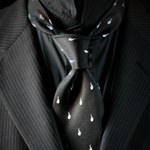 The Original Memento Mori Necktie