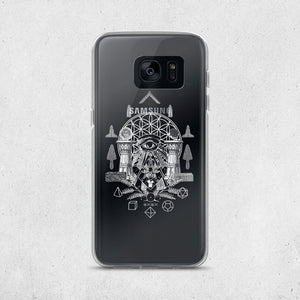 Sacred Geometry Samsung Case
