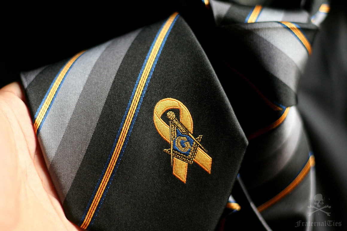 Support Our Troops Charity Tie