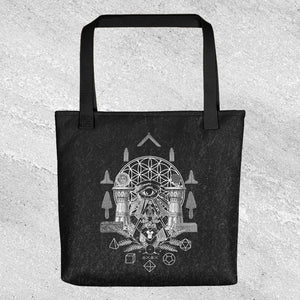 Sacred Geometry Tote bag