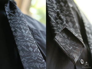 The Black Corinthian Tie