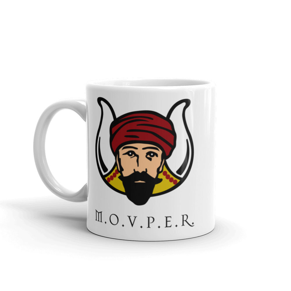 The MOVPER Coffee Mug