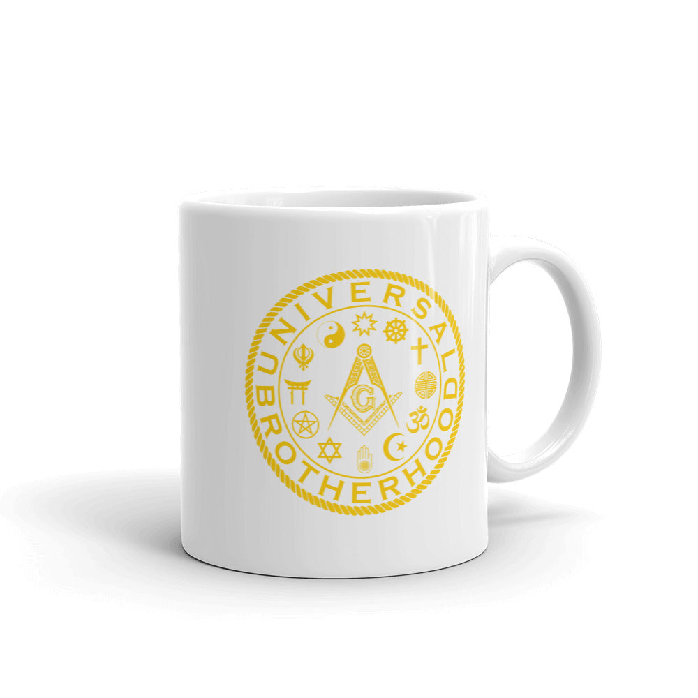 Universal Brotherhood Coffee Mug
