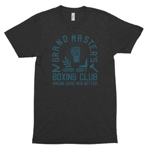 Grand Master's Boxing Club Tri-blend T-shirt