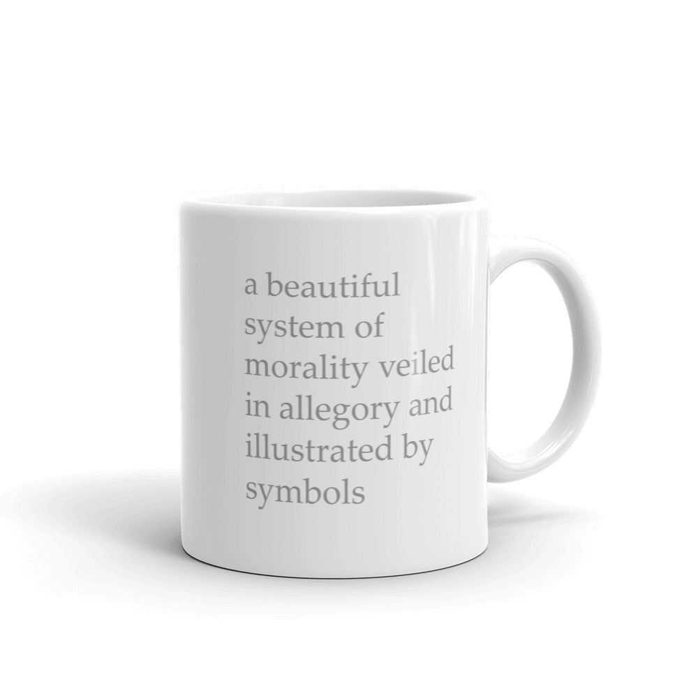 A Beautiful System Coffee Mug