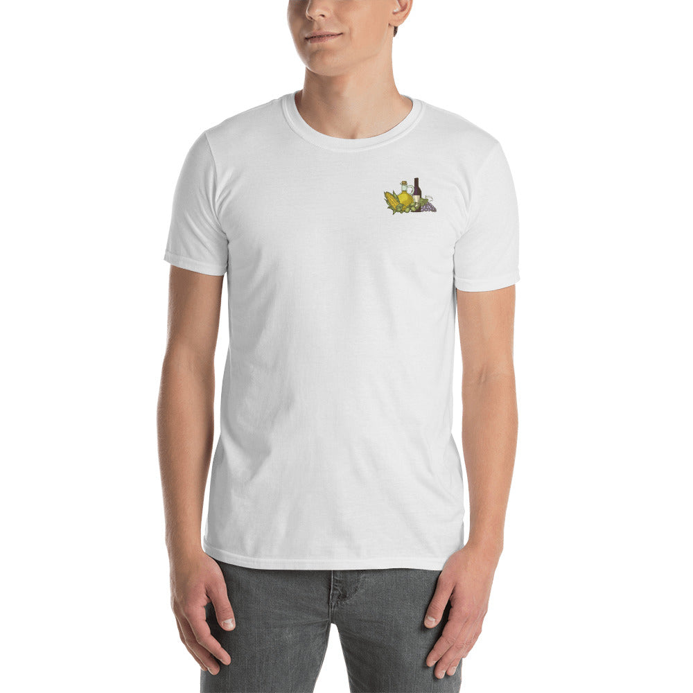 Corn, Oil, and Wine Shirt