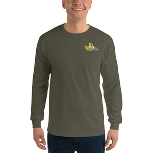 Corn, Oil, & Wine Long Sleeve T-Shirt