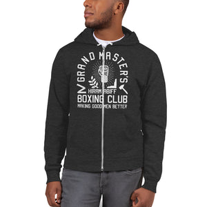 Grand Master's Boxing Club Zip Hoodie