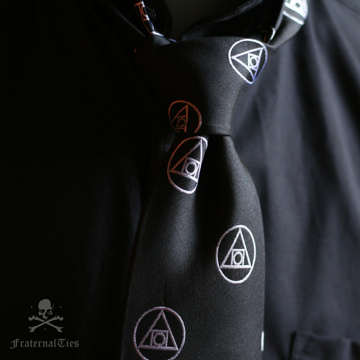 The Philosopher's Stone Tie