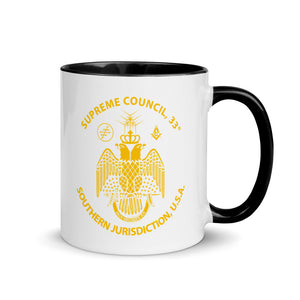 Supreme Council 33º Mug - FraternalTies
