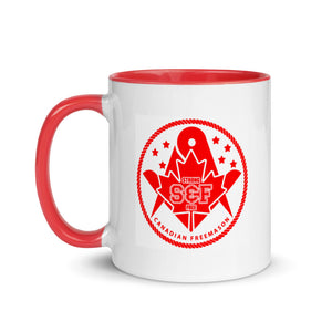 Canadian Freemason Strong & Free Mug