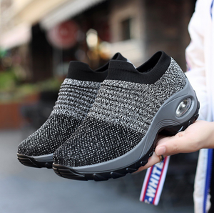 Flat Platform Breathable Sneakers Shoes