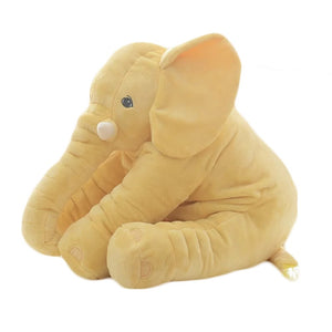 Giant Elephant Toy Pillow