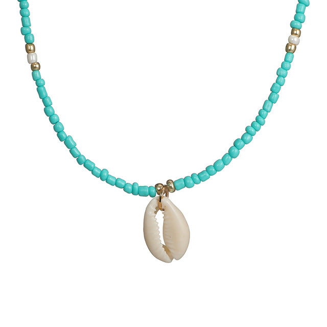 Charm Beach Necklace