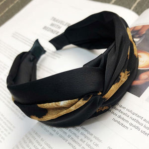 Vintage Twisted Headband