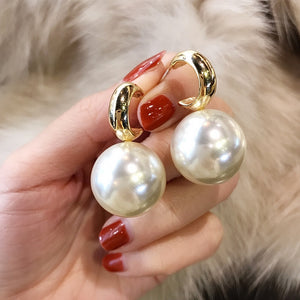 New Fashion Pearl Earrings