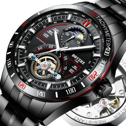 Automatic Mechanical Watch for Men.