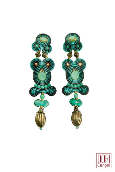 Cythera Turquoise Earrings