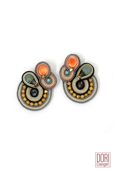 Eden Clip On Earrings