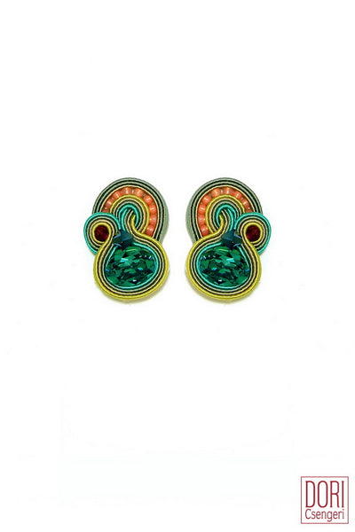Splash Clip On earrings