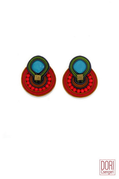 Fusion Casual Earrings