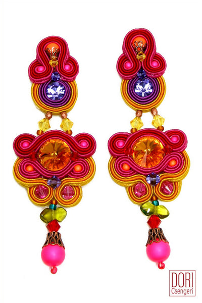 Estival Statement Earrings