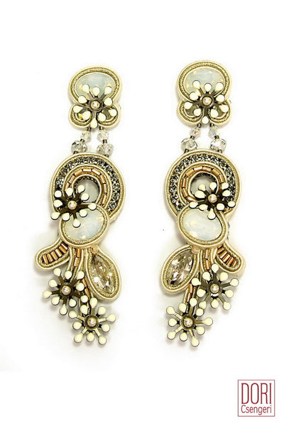 Stardust Floral Earrings