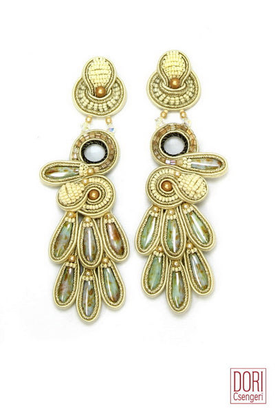 Angel Statement Earrings