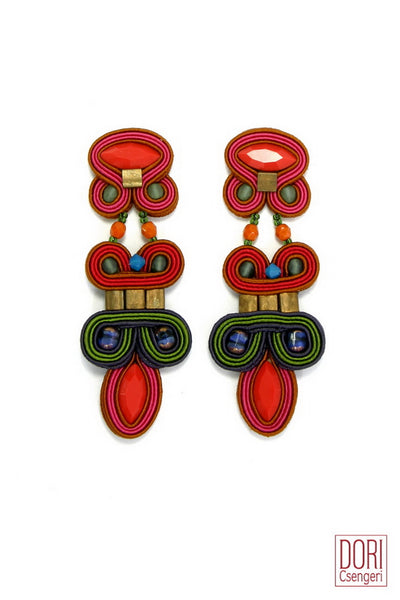 Fusion Boho Earrings