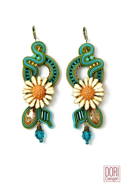 Capri Resort Earrings