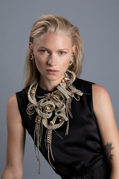 Intrigue Couture Necklace