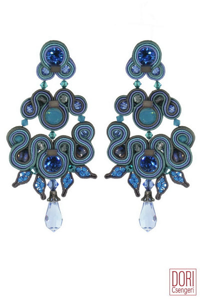 AccentB Showstopper Earrings